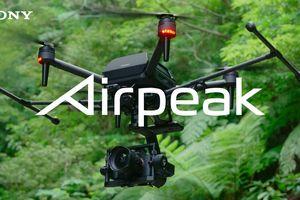 Máy bay không người lái Airpeak S1 của Sony có giá 10.000 USD, bán từ tháng 9 tới