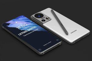 Galaxy S22 sẽ 'lỡ hẹn' với công nghệ camera dưới màn hình?