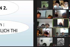 Học sinh Hà Nội lần đầu đăng ký trực tuyến dự thi vào lớp 10