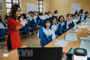 Cô giáo tốp 10 giáo viên toàn cầu trúng cử đại biểu quốc hội khóa XV