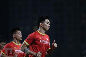 Đội hình thi đấu trận Việt Nam-Malaysia: Văn Hậu, Công Phượng đá chính
