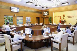 Phiên họp thứ 57 của Ủy ban Thường vụ Quốc hội khóa XIV dự kiến khai mạc ngày 14/6
