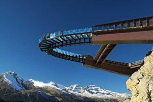 6 cây cầu đáng sợ nhất thế giới, không dành cho người yếu tim