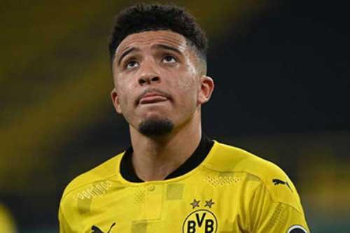 Dortmund từ chối đề nghị 67 triệu bảng của MU cho Sancho