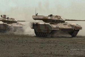 Ấn Độ muốn mua 1.770 xe tăng T-14 Armata?