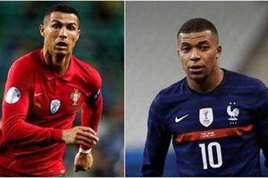 Ronaldo, Mbappe được chọn vào đội hình trong mơ của EURO 2020