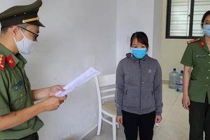 Nữ giám đốc cấu kết người Trung Quốc đưa chuyên gia 'dỏm' vào Việt Nam