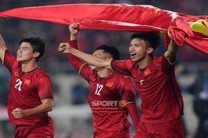 Tuyển bóng đá Việt Nam: Thắng để làm nên lịch sử!