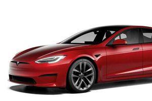 Tesla giới thiệu phiên bản mới Model S Plaid với hiệu năng cao