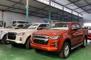 Những mẫu ô tô ít khách nhất Việt Nam: Nhiều xe có doanh số bằng 'không'