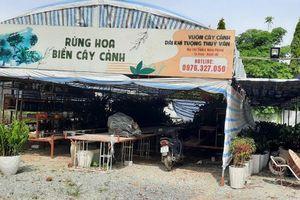 Nghệ An: Đài Khí tượng Thủy văn cho thuê đất công trái phép