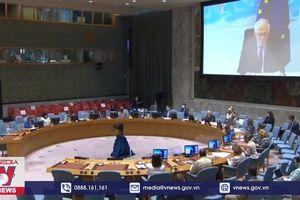 HĐBA họp về hợp tác của LHQ và EU