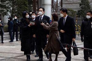 Tổng thống Hàn Quốc khó xử trong vấn đề ân xá 'thái tử Samsung'