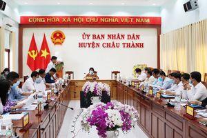 Châu Thành tập huấn kỹ năng cho đại biểu HĐND nhiệm kỳ 2021-2026