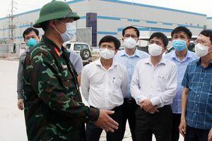 Bắc Giang: Dồn tổng lực khống chế, kiểm soát dịch, đưa hoạt động KT-XH trở lại bình thường