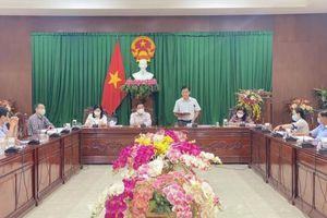 Họp thẩm tra dự thảo nghị quyết về thành lập Văn phòng Đoàn ĐBQH và HĐND thành phố