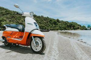 Peugeot Django - Làn gió mới trong phân khúc xe tay ga cao cấp