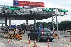 Các lỗi chủ xe cần tránh khi qua trạm thu phí
