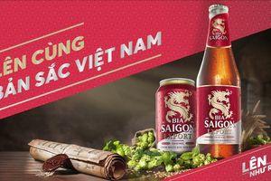 Bia Saigon Export - Bản sắc Việt Nam