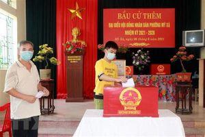 Danh sách 8 người trúng cử đại biểu Quốc hội tại Nam Định