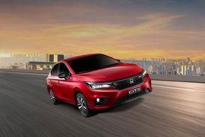 City vẫn là mẫu xe hơi bán chạy nhất của Honda