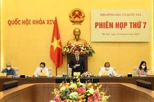 Thái Nguyên: 7 ứng cử viên trúng cử đại biểu Quốc hội khóa XV