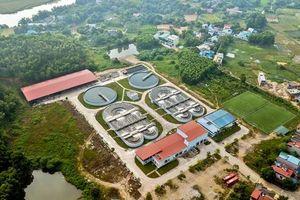 Thái Nguyên: Vận hành trở lại Nhà máy xử lý nước thải Gia Sàng
