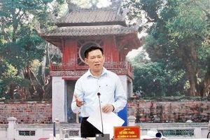 Bộ trưởng Hồ Đức Phớc: 'Bảo Việt cần bứt phá, mở rộng phát triển thị trường'