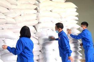 190.000 tấn gạo đã được nhập kho dự trữ quốc gia trước hạn