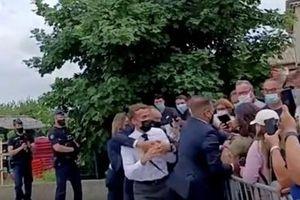Phạt 18 tháng tù kẻ tát vào mặt Tổng thống Pháp