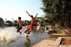 Để không còn nỗi đau trẻ em đuối nước mỗi khi hè về