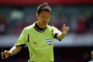 Trọng tài trận ĐT Malaysia - ĐT Việt Nam từng cầm còi ở V-League