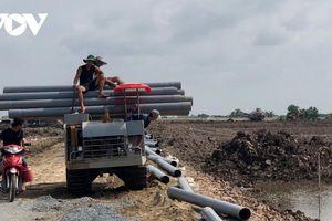 Chủ tịch tỉnh Bạc Liêu chỉ đạo lập chuyên án điều tra nạn trộm cắp tại dự án điện gió