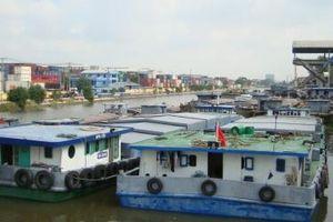 242,7 triệu USD đầu tư Dự án 'Phát triển các hành lang đường thủy và logistics khu vực phía Nam'