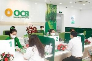 OCB được chấp thuận tăng vốn điều lệ lên gần 13.700 tỷ đồng
