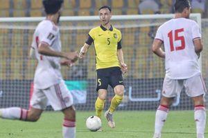 Trung vệ đá Champions League của Malaysia: 'Tuyển Việt Nam là thách thức lớn'