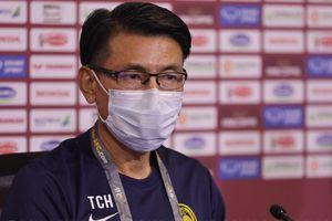 HLV Tan Cheng Hoe: 'Quang Hải bị treo giò là tin tốt với Malaysia'