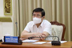 Chủ tịch TP.HCM lo ngại vì bệnh nhân COVID-19 khám sàng lọc ở bệnh viện tăng