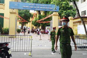 Hà Nội: Bảo đảm trật tự an toàn giao thông mùa thi