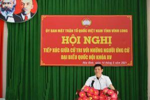 GS.TS Nguyễn Thanh Long- Bộ trưởng Bộ Y tế cùng 13 cán bộ y, bác sĩ trúng cử Đại biểu Quốc hội khóa XV
