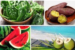 Ba chất dinh dưỡng giúp giảm huyết áp