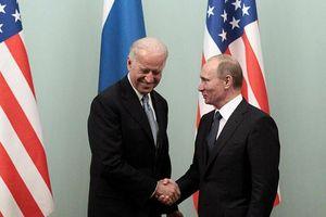 Tổng thống Nga Putin: Tổng thống Biden điềm tĩnh hơn ông Trump