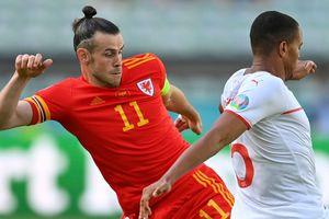 Bale mờ nhạt, Xứ Wales may mắn cầm hòa Thụy Sĩ