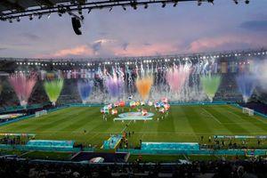 Lung linh lễ khai mạc Euro 2020