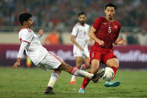 Nhọc nhằn với tuyển Việt Nam ở vòng loại World Cup