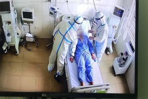 Bệnh nhân ung thư phổi mắc COVID-19 ở Hà Nội tử vong, ca thứ 58