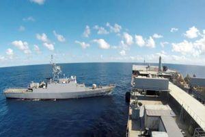 Sức mạnh 2 tàu hải quân Iran đi vào Đại Tây Dương