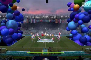 Video điểm nhấn ấn tượng đêm khai mạc EURO 2020