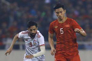 Cuộc chiến kịch tính ở nhóm nhì bảng vòng loại World Cup 2022