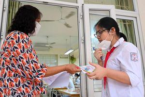 Đề thi môn Tiếng Anh vào lớp 10 ở Hà Nội